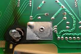 corvette instrument cluster repair batee com c4 corvette digital cluster instrument panel