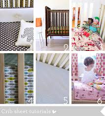 Diy Crib Bedding Set How To Sew A Crib Bedding And Nursery Essentials Sewing