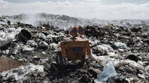 robots waste belltime magazine