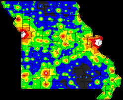 Light Polution Map Midwest Citizens For Responsible Outdoor Lighting Mcrol