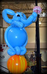 circus balloon circus