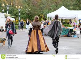 Farmers Halloween Costume Couple Historic English Costume Strides Farmers Market