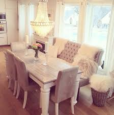 Best  Dining Table With Bench Ideas On Pinterest Kitchen - Dining room table with sofa seating