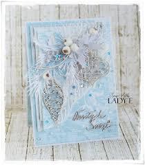 scrap art by lady e 2 christmas cards 2 kartki świąteczne