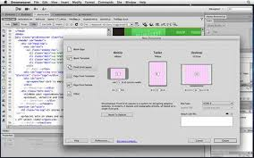 adobe dreamweaver cs6 templates free download