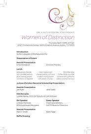 lexus of austin employees 16 women of distinction austin program by scouts of central