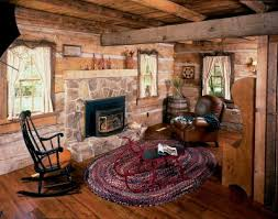 country decorating idea house in the big woods howstuffworks