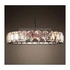restoration hardware ceiling fan round chandelier lighting crystal round chandelier design by