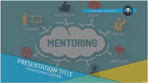 mentoring template mentoring powerpoint 43981 free powerpoint mentoring
