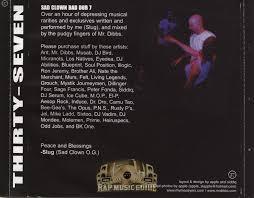 atmosphere random vol 3 sad clown bad dub 7 cd rap music guide