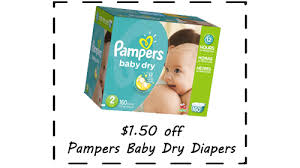 2017 black friday target diaper deal southernsavers diapers coupon 1 50 off pampers baby dry diapers southern savers