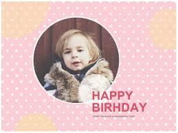 birthday card maker free online infocard co