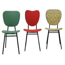 chaise e 50 chaise annee 50 chaise annees 50 graphique moutarde interieur