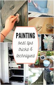 remodelaholic best painting tips and tricks