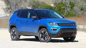 jeep compass all black 2017 2017 jeep compass first drive all the right stuff