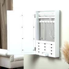 jewelry box wall mounted cabinet wall hanging mirror jewelry box wall hanging mirror jewelry box