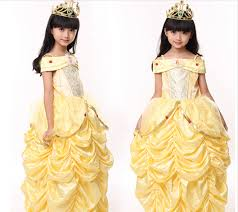 Halloween Costumes Belle Beauty Beast Aliexpress Buy Beauty Beast Princess Belle Halloween