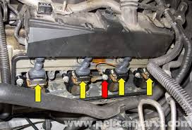 bmw x5 m62 8 cylinder intake manifold replacement e53 2000 2006