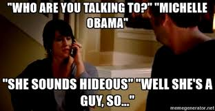 Who You Talking To Meme - 25 best michelle obama memes about our worst first lady