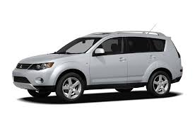 2008 mitsubishi outlander new car test drive