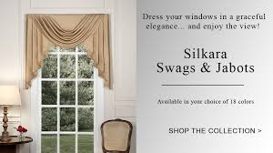 Swag Curtains With Valance Pretty Windows Homepage Curtains Valances Swags U0026 More