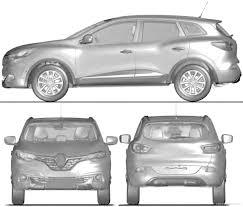 renault kadjar 2015 the blueprints com blueprints u003e cars u003e renault u003e renault kadjar