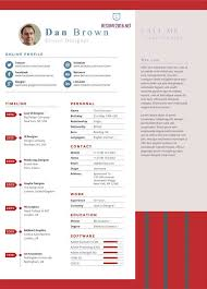 Word 2013 Resume Templates 20 Awesome Resume Templates 2016 U2022 Get Employed Today
