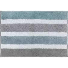Walmart Bathroom Rugs Wondrous Better Homes And Gardens Bath Rugs Stripe Rug 1 8 X 2 6