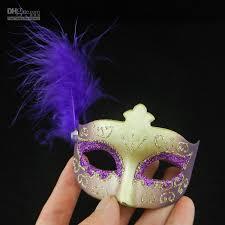 miniature mardi gras masks new mini feather mask venetian masquerade party decoration
