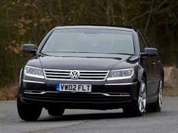 volkswagen phaeton volkswagen phaeton discontinued in the uk due to slow sales