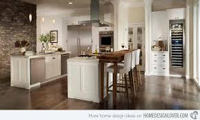 15 stone walled kitchen designs home design lover