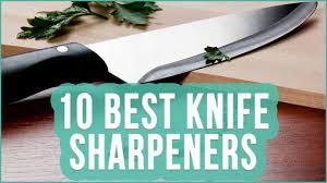 best knife sharpener 2016 top 10 knife sharpeners toplist