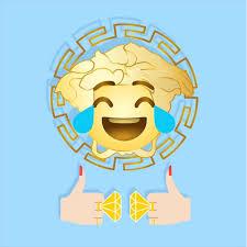 cocktail emoji versace debuts emoji app pret a reporter