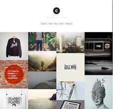 grid layout for wordpress your portfolio with a grid based wordpress theme