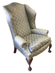 vintage u0026 used wingback chairs chairish