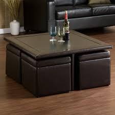 storage cube coffee table wildon home pennington storage cube coffee table set reviews wayfair
