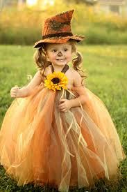 Pumpkin Princess Halloween Costume Scarecrow Tutu Dress Didn U0027t Smile U0027re Liar