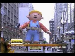 2010 mcdonald s thanksgiving parade bob the builder