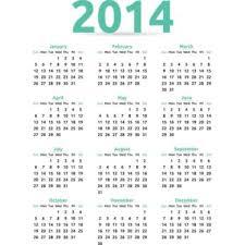 calendar 2014 template sadamatsu hp