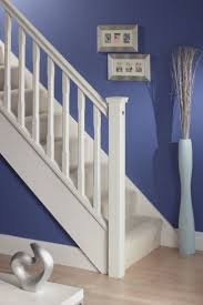 Stairway Wall Ideas by Best 25 Staircase Spindles Ideas On Pinterest Newel Posts