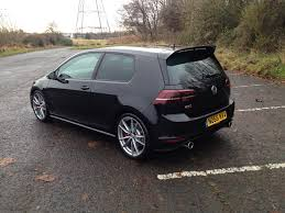 used 2016 volkswagen golf gti mk7 gti clubsport s for sale in tyne