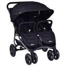 foldable lightweight aluminum double twin baby infant travel