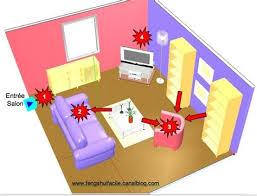 chambre feng shui plan plan chambre feng shui 3 maison plain pied d233tail du plan de