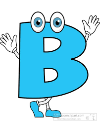 clipart of letter b bbcpersian7 collections