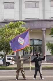 Guam Flag Justice Guam Law Racially Biased Guam News Postguam Com