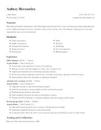 Administrative Resume Template Writing Narrative Essays Middle Alarm Sales Resume Sample