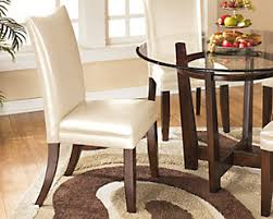 Ivory Dining Room Chairs Charrell Dining Room Chair Ashley Furniture Homestore