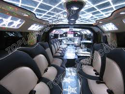 limousine hummer inside toplimo new york coach builders exotic limousine conversion
