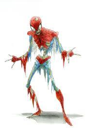 zombie spider man nerd pinterest spider man spider and comic