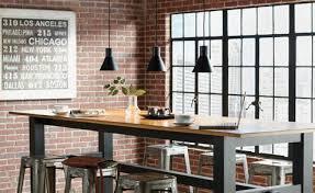 eclairage pour ilot de cuisine à quelle hauteur installer le luminaire de salle à manger